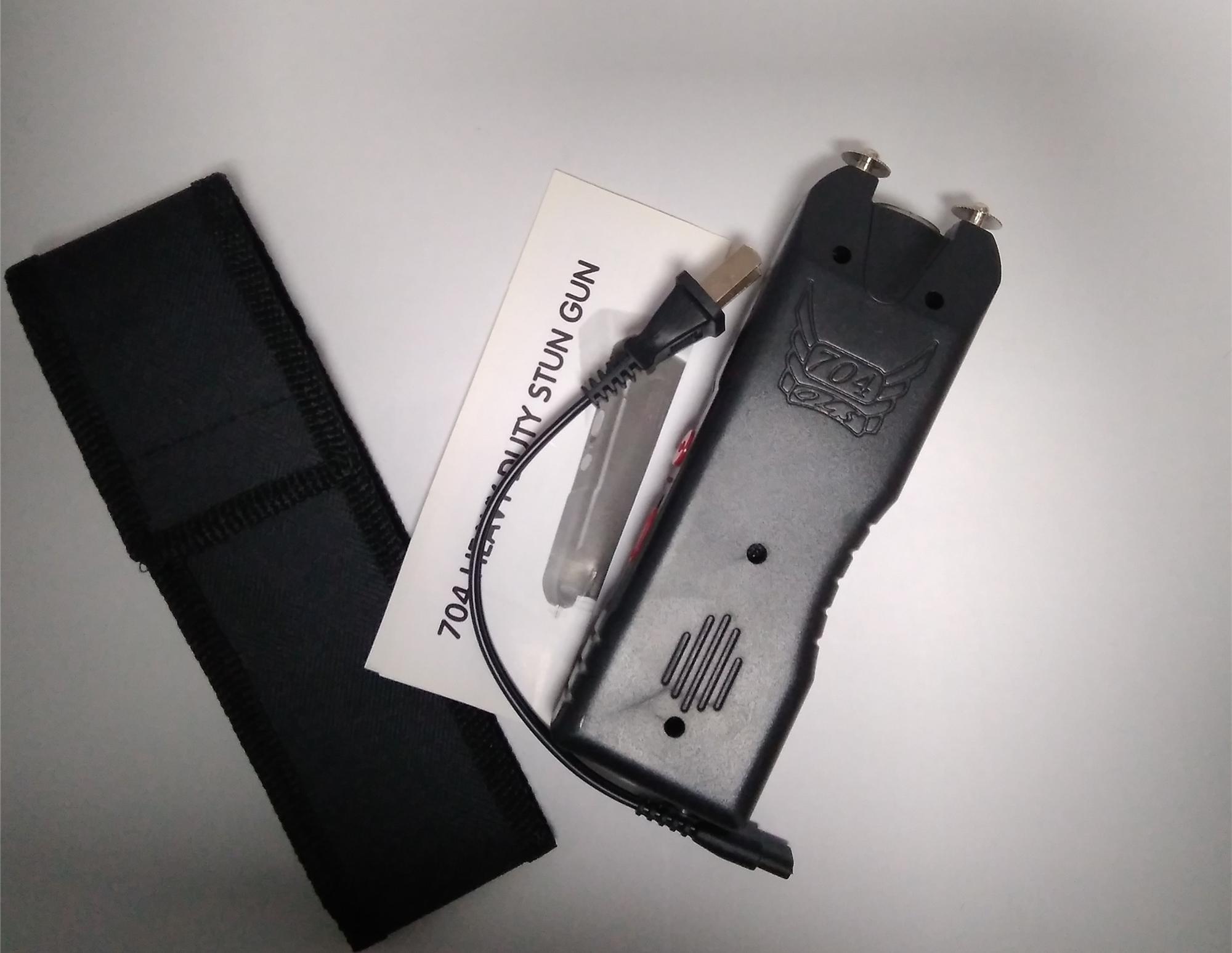 704型高压电击器