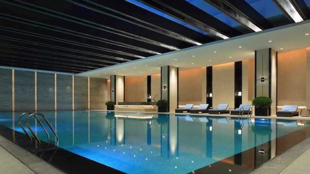 重庆无机预涂板——游泳馆项目