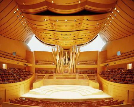 太原洁净板——音乐厅项目