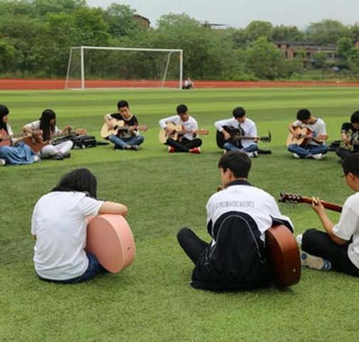 仲景学院吉他社
